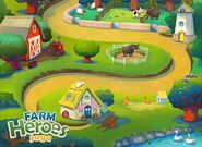 Farm Heroes Saga Home land