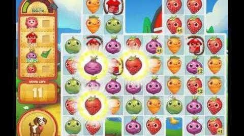 Farm Heroes Saga Level 1257