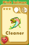 Cleaner Pink Salmon A
