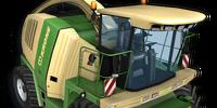 Krone Big X 1000 Forage Harvester (Farming Simulator 2013)