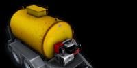 Mobile fuel tank (Farming Simulator 2013)