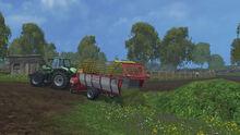 Grass Unloading FS15
