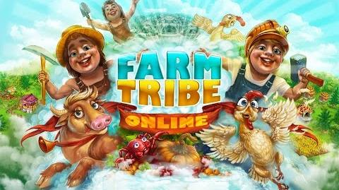 Farm Tribe 3- Floating Island - Game Teaser