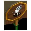 Tuscan Calf Mastery Sign-icon