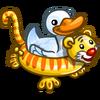 Tiger Tube Duck-icon