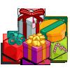 Holiday Tree Presents-icon