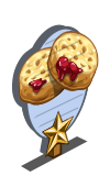Barley Crumpets 1 Star Mastery Sign-icon