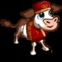 Lunar New Year Calf-icon