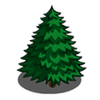 Evergreen Tree-icon