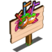 Candycorn Apple Mastery Sign-icon