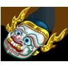 Khon Thai Mask-icon