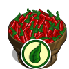 Organic Pepper Bushel-icon