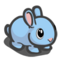 Blue Lily Bunny-icon