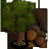 Oak Tree (tree)-icon