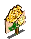 Yellow Roses Mastery Sign-icon