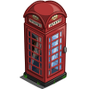 Red Phone Booth-icon