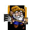 Country Fair Gnome-icon