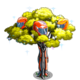 Road Helmet Tree-icon