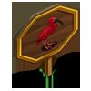 Scarlet Ibis Mastery Sign-icon