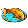 Golden Rainbow Trout-icon