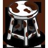 Cowprint Stool-icon