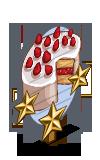 Strawberry Shortcake 3 Star Mastery Sign-icon
