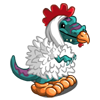 T-Rex in Chicken Suit-icon