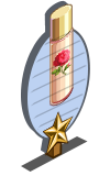 Rose Petal Water 1 Star Mastery Sign-icon