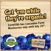 Cascadian Farm Organic Promotion-icon