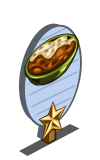 Candied Yam Pie 1 Star Mastery Sign-icon