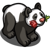 Romantic Panda-icon