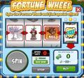 Fortune Wheel Wins