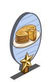 Cheddar Cheese 1 Star Mastery Sign-icon