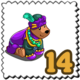 Associate Bear Stamp-icon