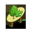 Ginkgo Tree Mastery Sign-icon