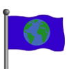 Earth Day Flag-icon