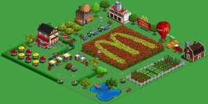 Farmville MCDonalds Farm1