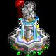 Romantic Couple Fountain-icon