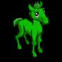 Green Foal