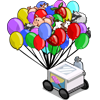 Balloon Stand-icon