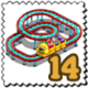Cater Coaster Stamp-icon