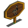 Emu Mastery Sign-icon
