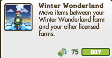 Winter Wonderland License