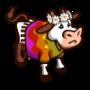 Found Groovy Cow