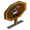 Wood Duck Mastery Sign-icon