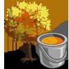 Yellow Maple Tree-icon