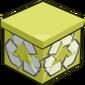 Recycle Box Yellow-icon