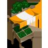 Broccoli Stall-icon