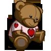 Heart Bear-icon