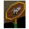 Grey Tabby Mastery Sign-icon